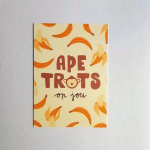 Apetrots-op-jou-a6kaart-GÖTT'S
