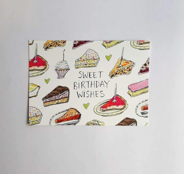 Sweet-Birthday-Wishes-a6kaart-GÖTT'S