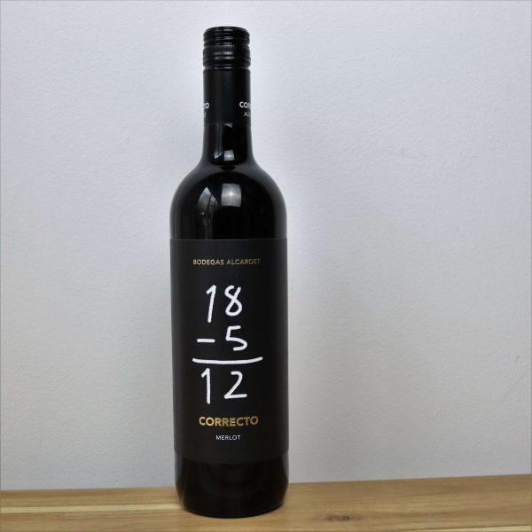Correcto-wijn-merlot-GÖTT'S