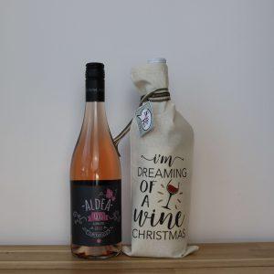 wijnsakkie-wine-christmas-aldea-tempranillo-rose-GÖTT'S