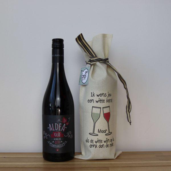 wijnsakkie-witte-kerst-Aldea-tempranillo-GÖTT'S