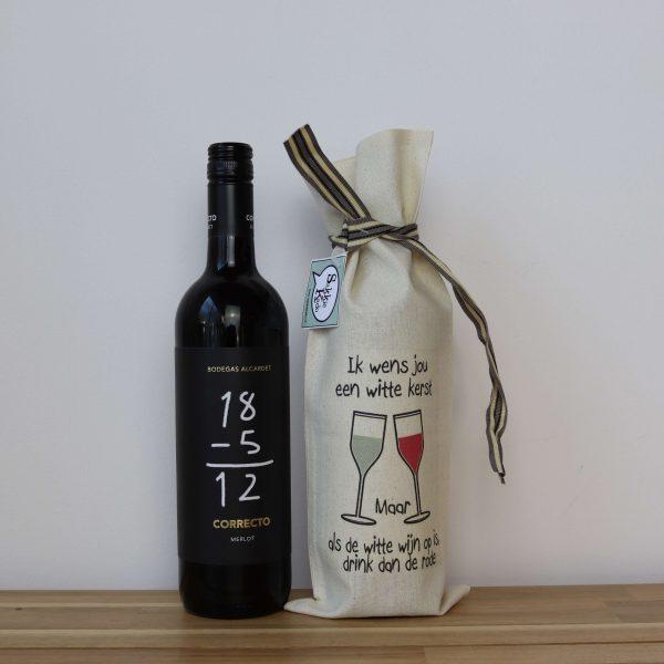 wijnsakkie-witte-kerst-correcto-merlot-GÖTT'S