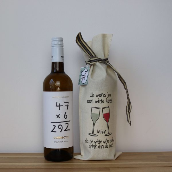 wijnsakkie-witte-kerst-correcto-sauvignon-blanc-GÖTT'S