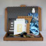 chocolade_kaart_koffie_droogbloemen_waterfles_gefeliciteerd_nieuwebaan_succes_nieuwecollega_tijger_brievenbuscadeau_giftsbygötts