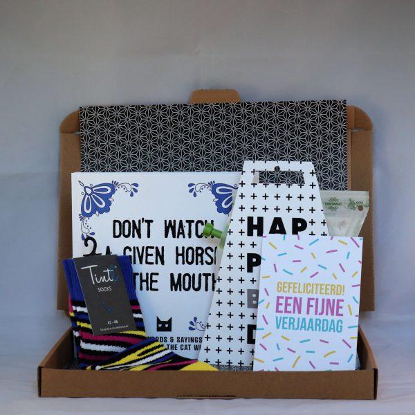 boek_makethatthecatwise_thee_humor_sokken_stripes_strepen_verjaardag_cadeau_giftsbygötts