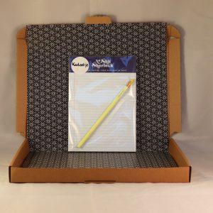 notitieboek_stationary_potlood_motivatie_Sherlock_onlinemeeting_giftsbygötts
