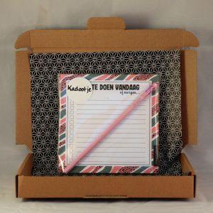 notitieboek_stationary_potlood_motivatie_todolijst_giftsbygötts